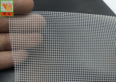 1 MM Hole Milk White Color 62 CM Width Industrial Plastic Netting